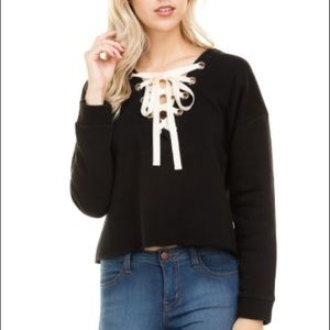 ONLY MEDIUM - LARGE AVAILABLE ! Lacey Top